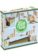 Djeco Djeco - Zig & Go Action Reaction 27pce