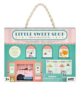 Petit Collage Petit Collage - Little Sweet Shop, Wind Up Go Play