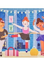 Petit Collage Petit Collage - Two Sided Ballet Puzzle 100pce