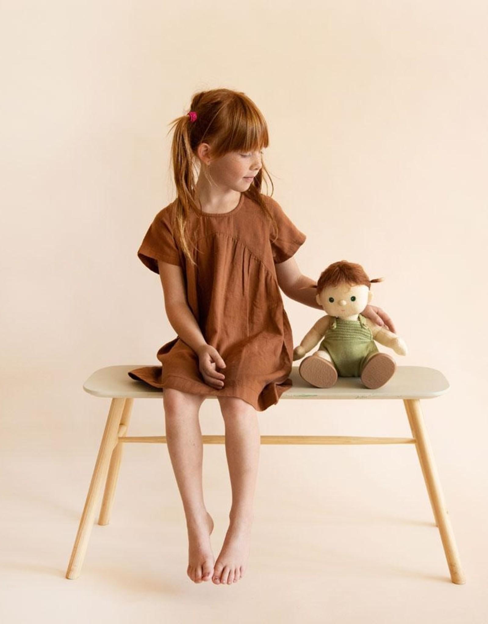 Olli Ella Olli Ella - Dinkum Doll Pumpkin
