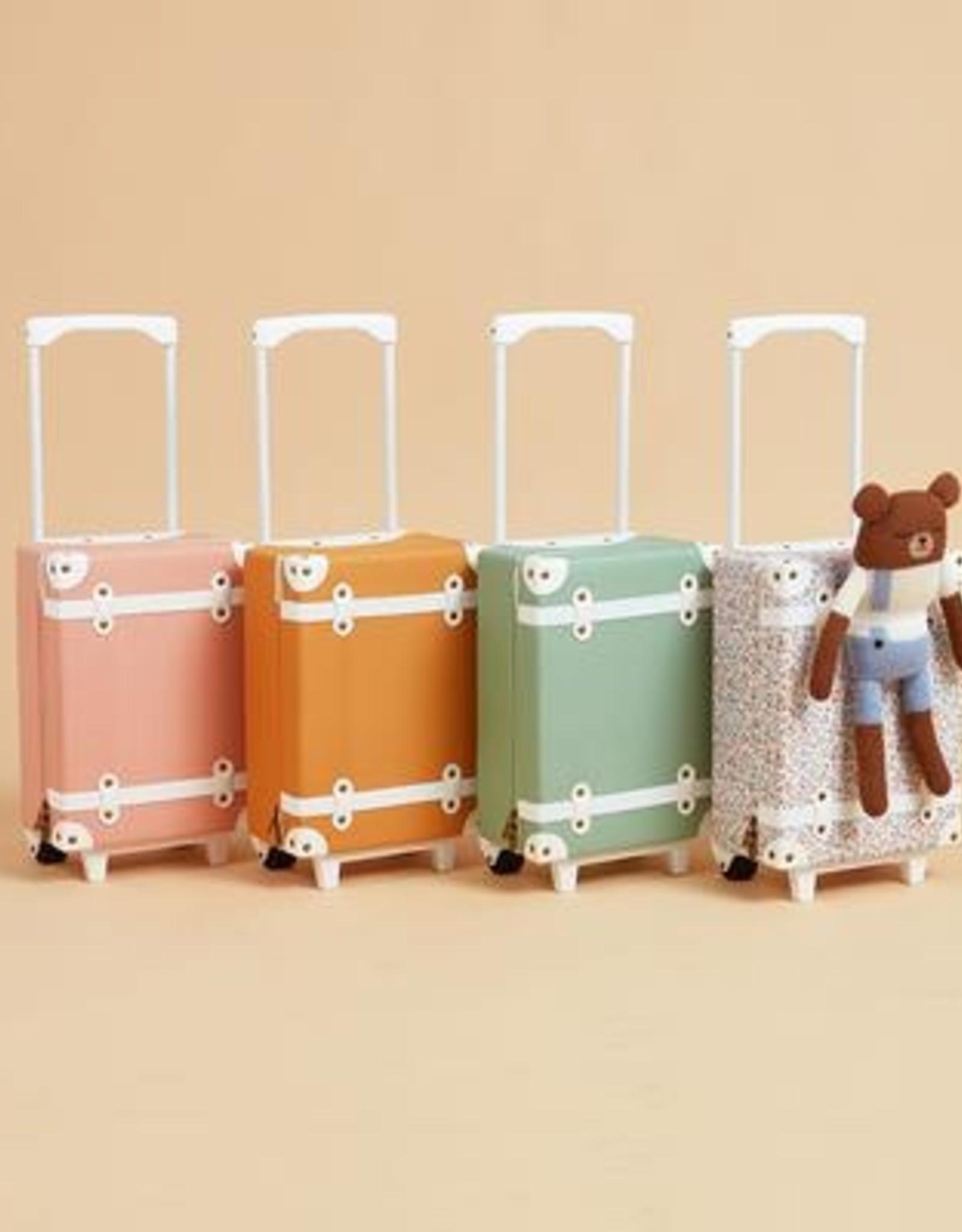 Olli Ella Olli Ella - See -Ya Suitcase Prairie Floral