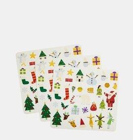 Olli Ella Olli Ella - Playpa Holiday Stickers