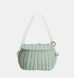 Olli Ella Olli Ella - Mini Chari Bag Mint