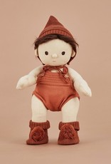 Olli Ella Olli Ella - Dinkum Doll Knit Set Umber
