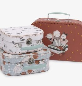 Moulin Roty Moulin Roty - Apres La Pluie Set of 3 Suitcases