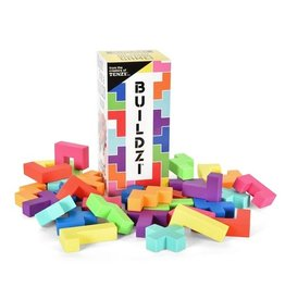 Buildzi - The Speed Building Family Game