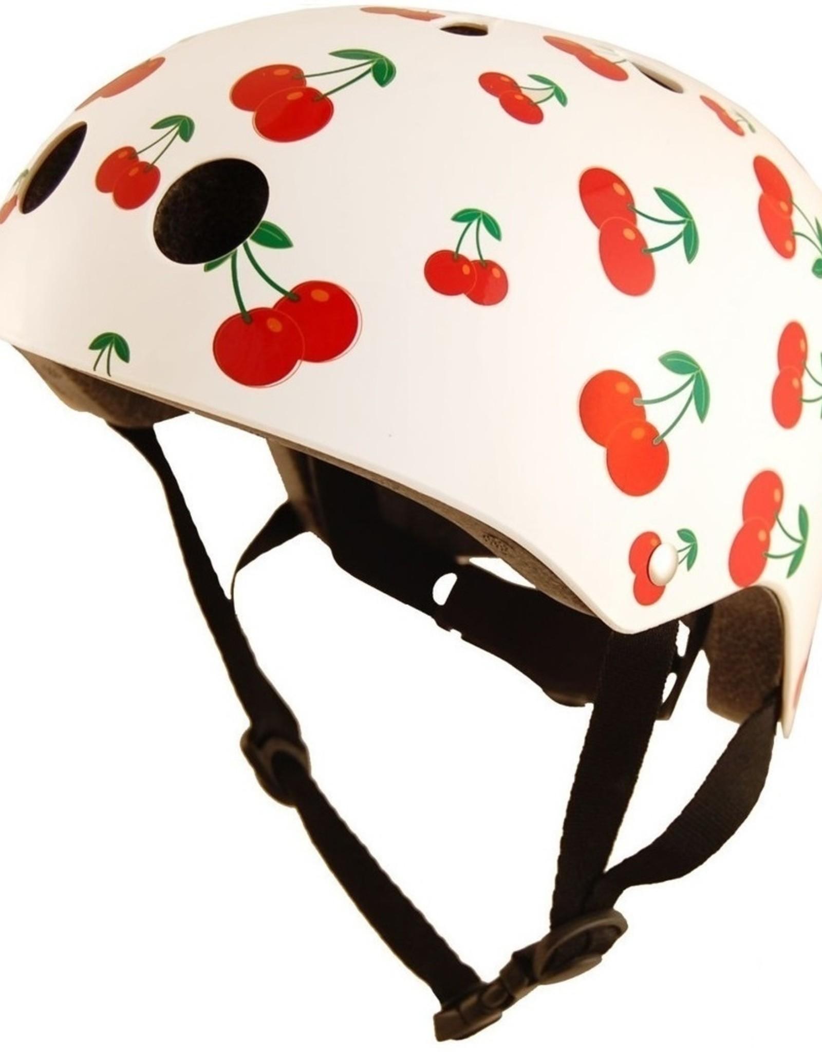 Kiddimoto Helmet Kiddimoto Helmet - Cherry Small