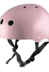 Kiddimoto Helmet Kiddimoto helmet - Metallic Pink Small