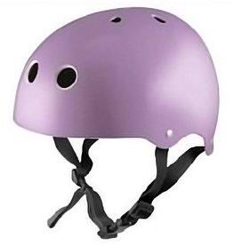 Kiddimoto Helmet Kiddimoto Helmet - Tutti Frutti Purple Metallic Medium