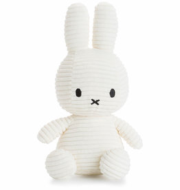 Miffy Miffy - Sitting Corduroy Off White 23cm
