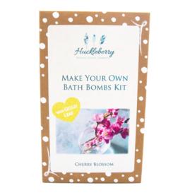 Huckleberry Huckleberry - Bath Bombs Cherry Blossom