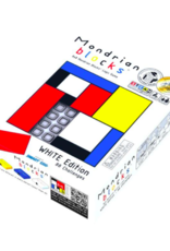 Mondrian Blocks White Edition