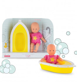 Corolle Corolle - Mini Calin Bath Plouf