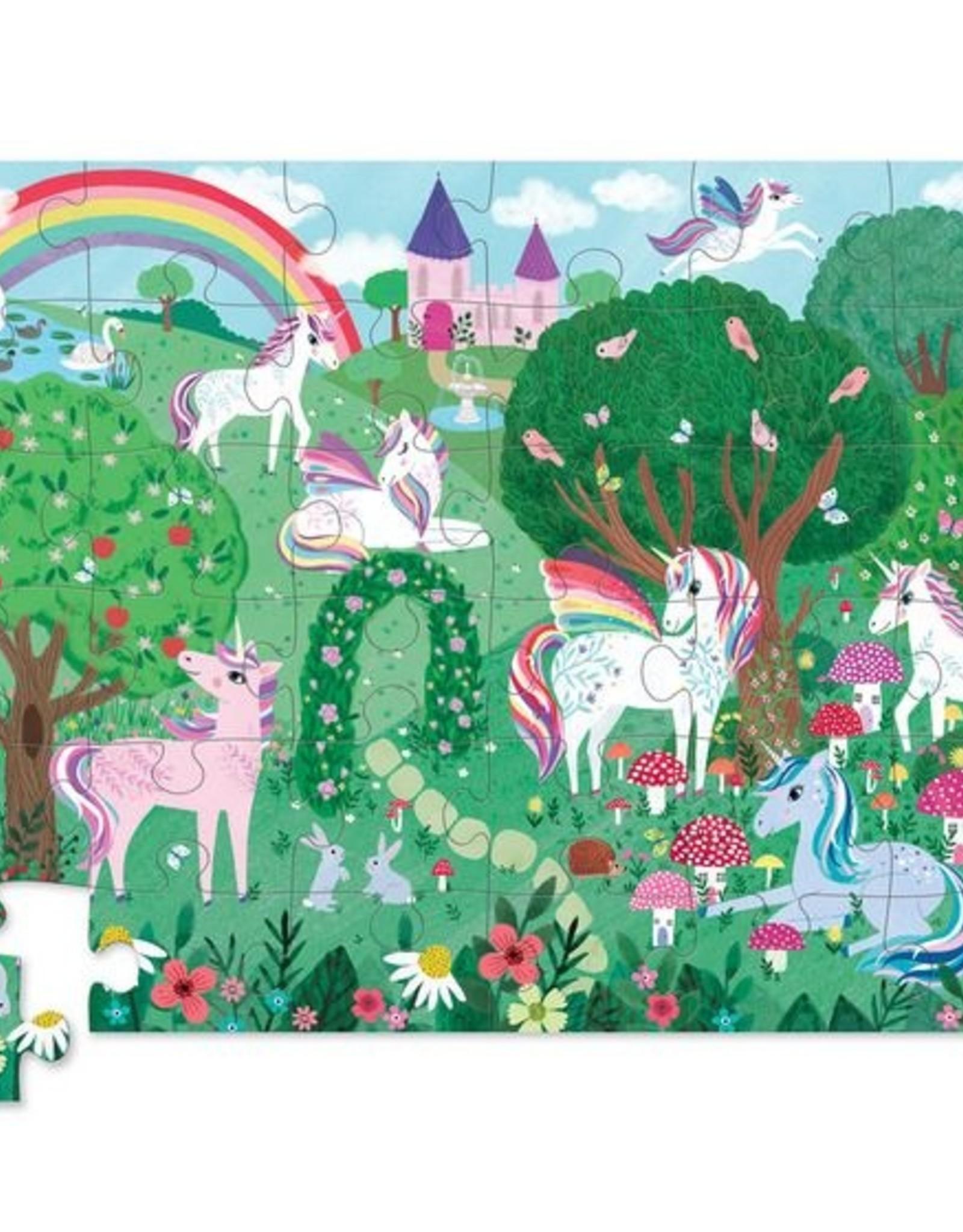 Crocodile Creek Crocodile Creek - Unicorn Dreams Puzzle 36pce
