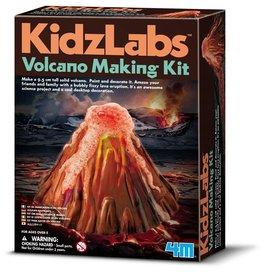 4M 4M Kidzlabs - Volcano Making Kit