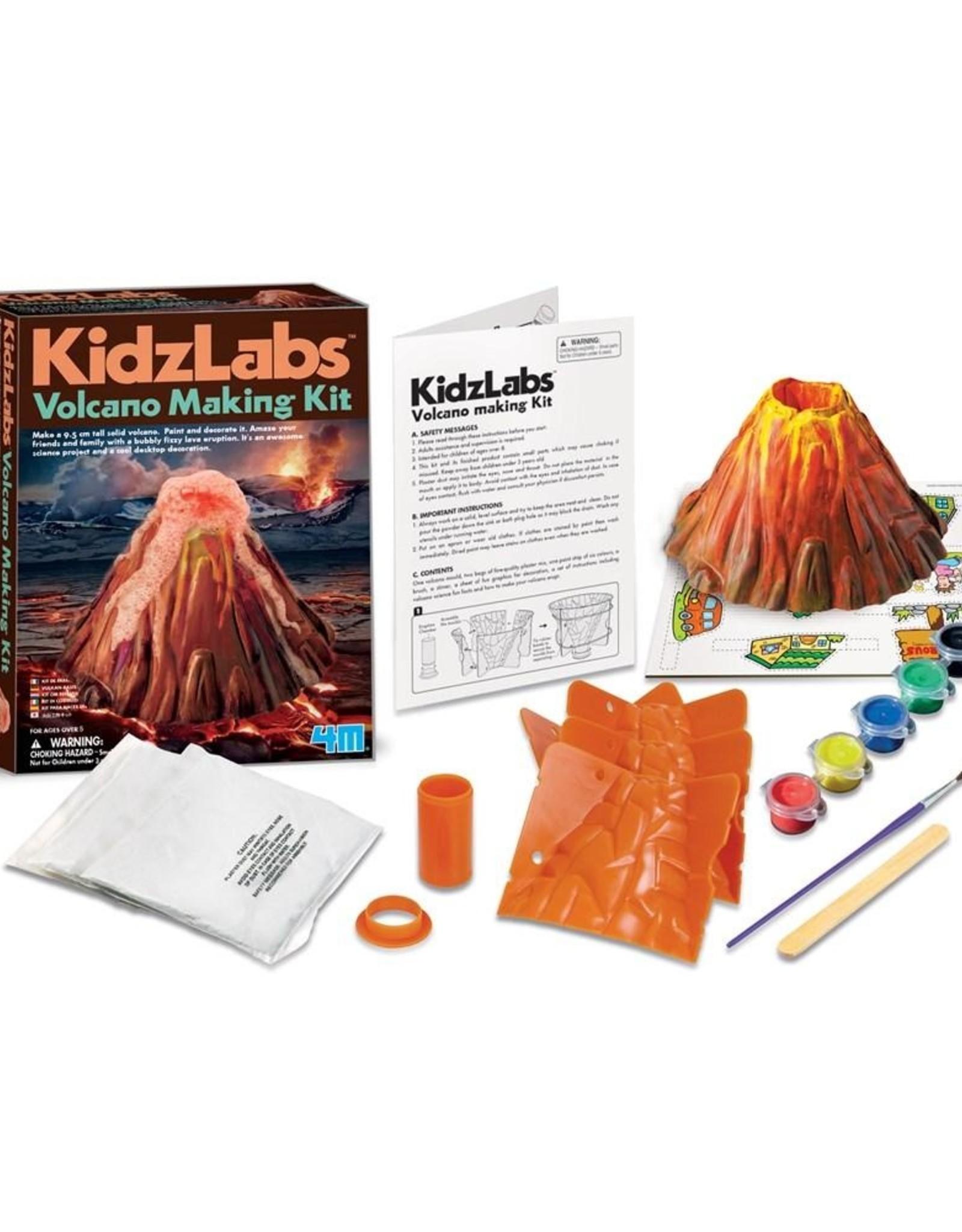 4M Kidzlabs - Volcano Making Kit