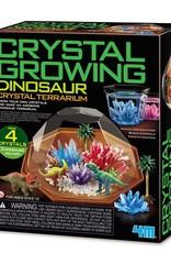 4M 4M Crystal Growing Dinosaur