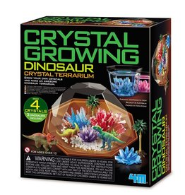 4M 4M Crystal Growing Dinosaur