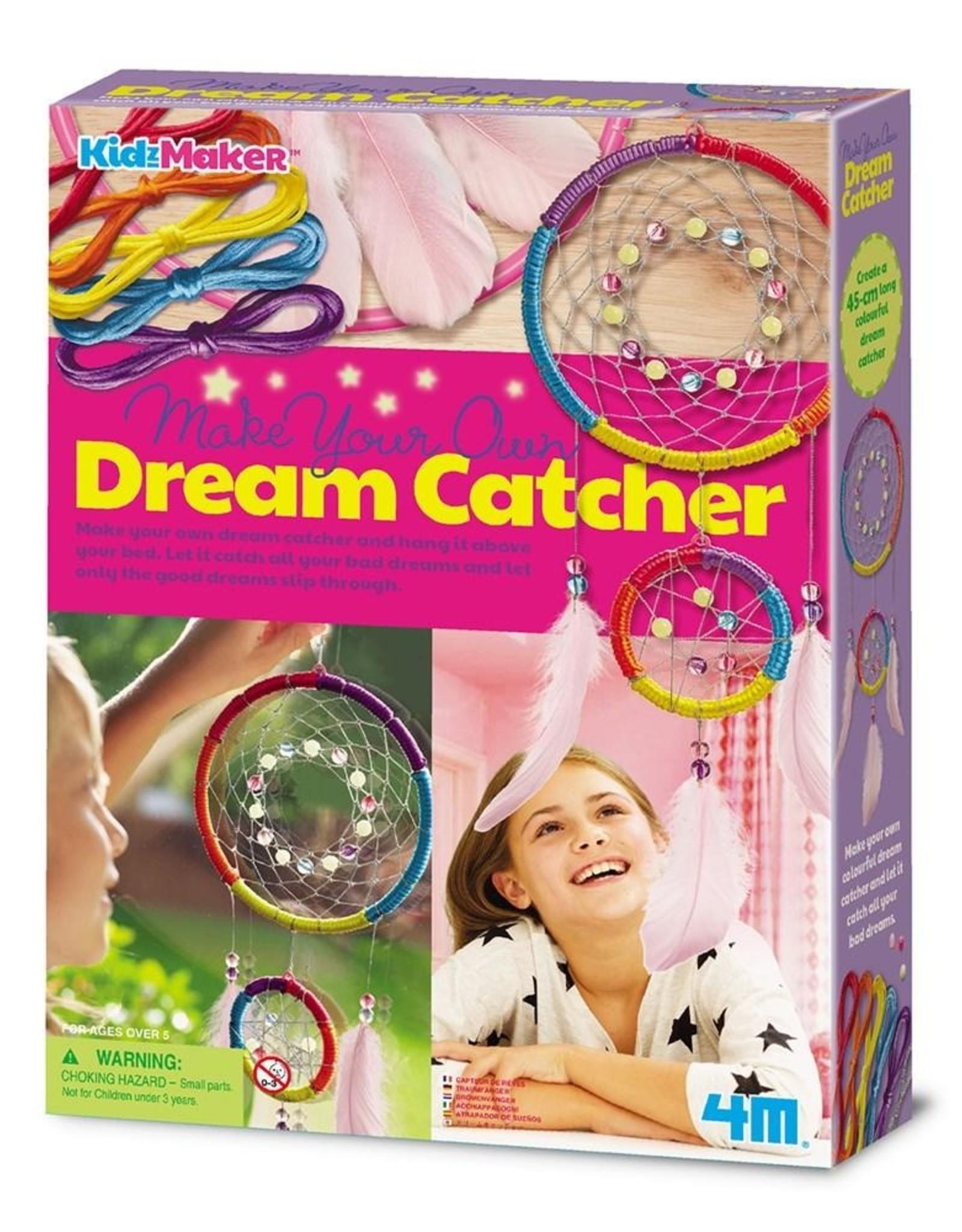 4M 4M - Kidzmaker Make Your Own Dream Catcher