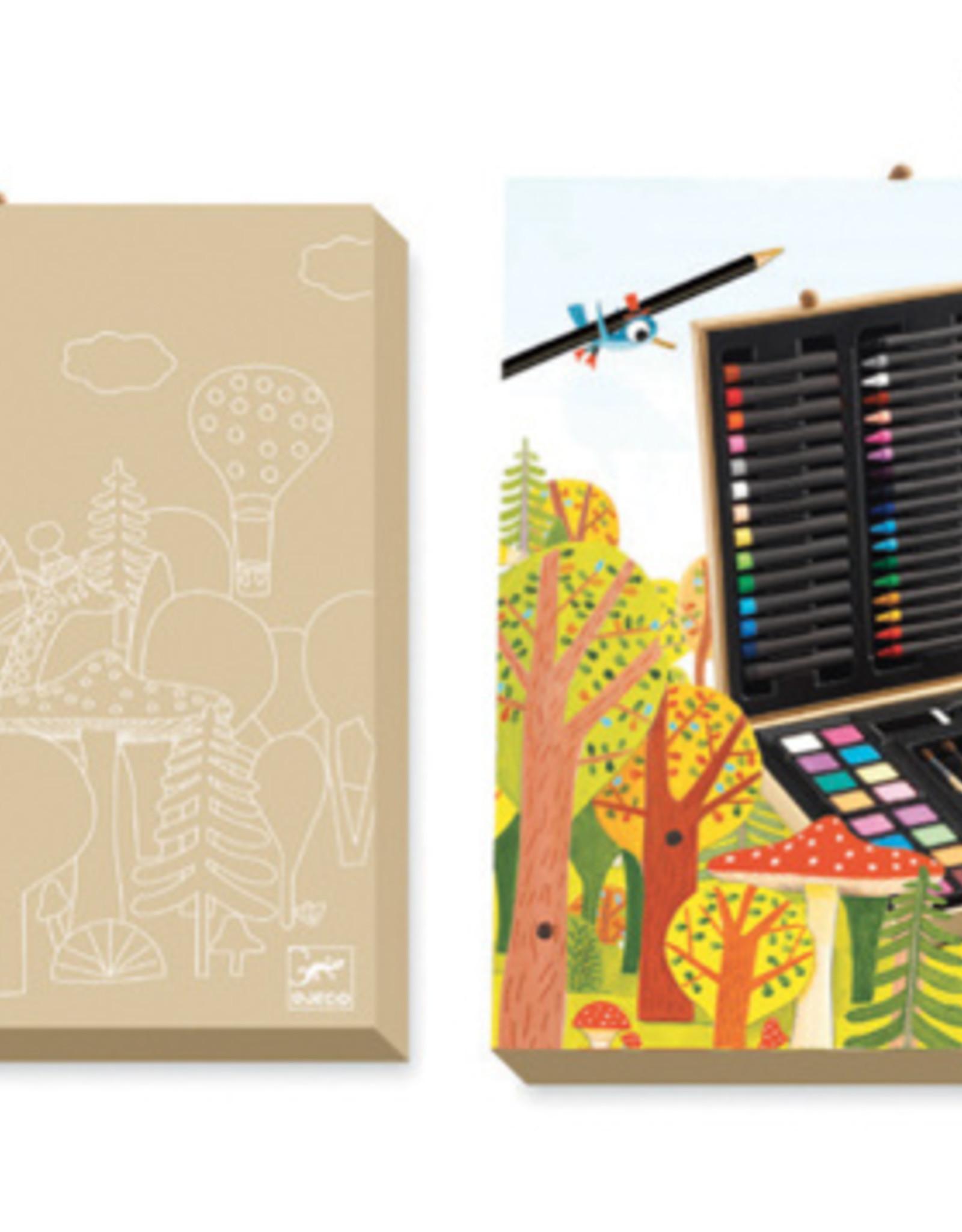 Djeco Djeco - Big Box Of Colours