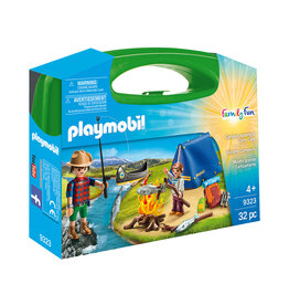 playmobil Playmobil - Camping Adventure Carry Case