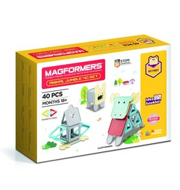 Magformers Magformers - My First Animal Jumble 40 Set