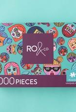 RO & Co - Uniquely You Puzzle 1000pce