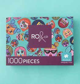RO & Co - Uniquely You Puzzle 1000pce