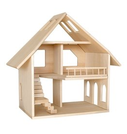 Kubi Dubi Kubi Dubi - Majesty  Wooden Dollhouse