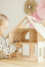 Kubi Dubi Kubi Dubi - Majesty  Wooden Dollhouse