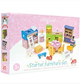 Le Toy Van Le Toy Van - Starter Furniture Set