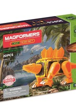 Magformers Magformers - 20pce Dino Tego Set