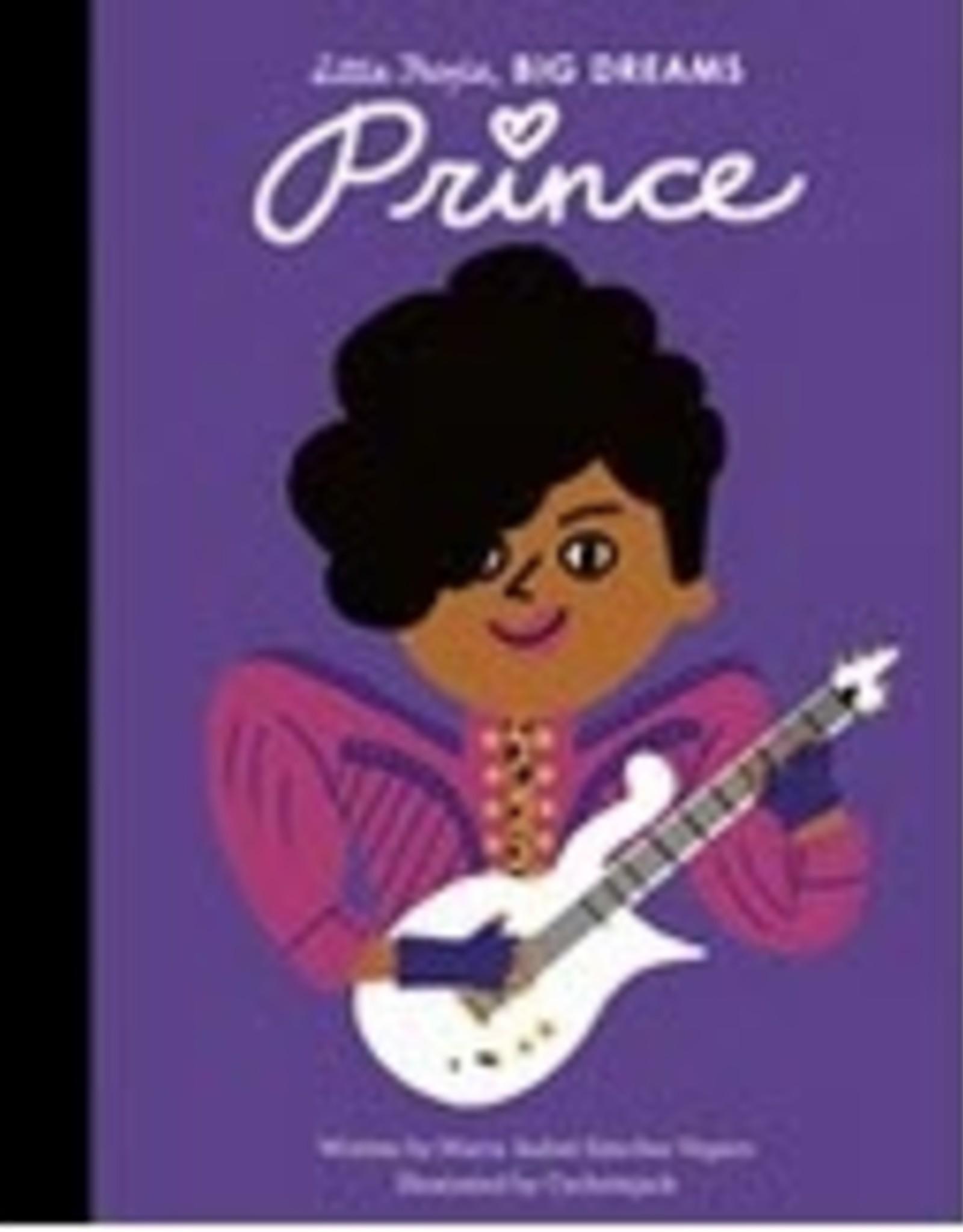 Little People, Big Dreams - Prince