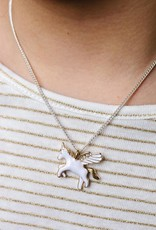 Lauren Hinkley Lauren Hinkley - Gold Unicorn Necklace
