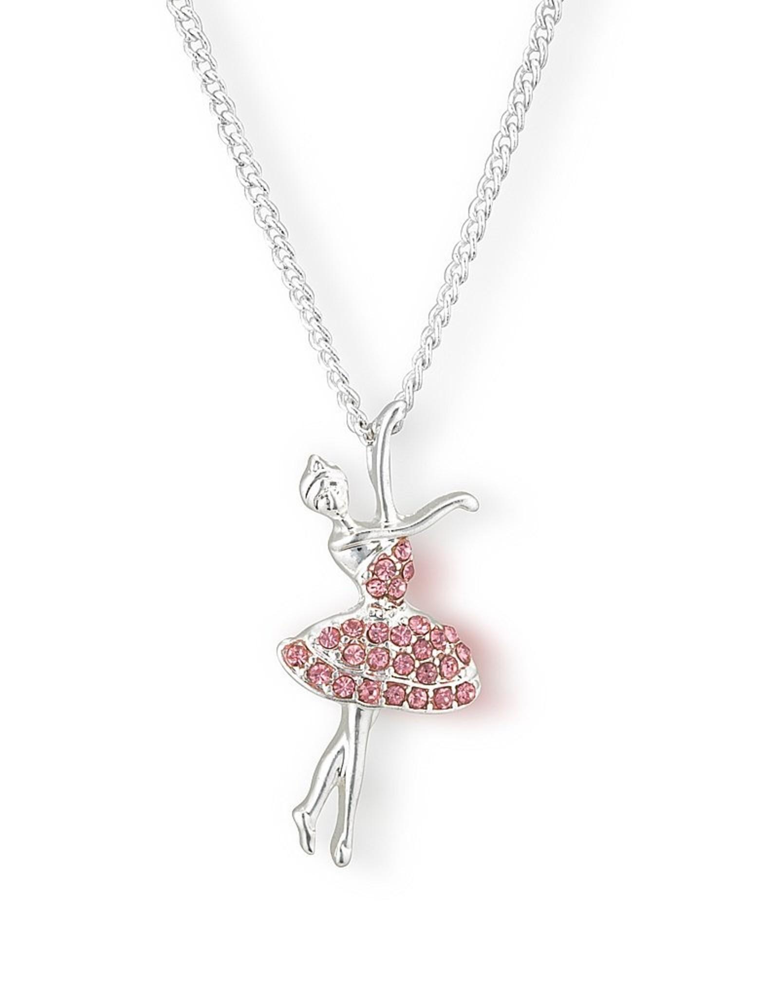 Lauren Hinkley Lauren Hinkley - Pink Ballerina Necklace