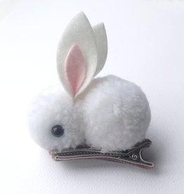 Lauren Hinkley Lauren Hinkley - White Bunny Hairclip