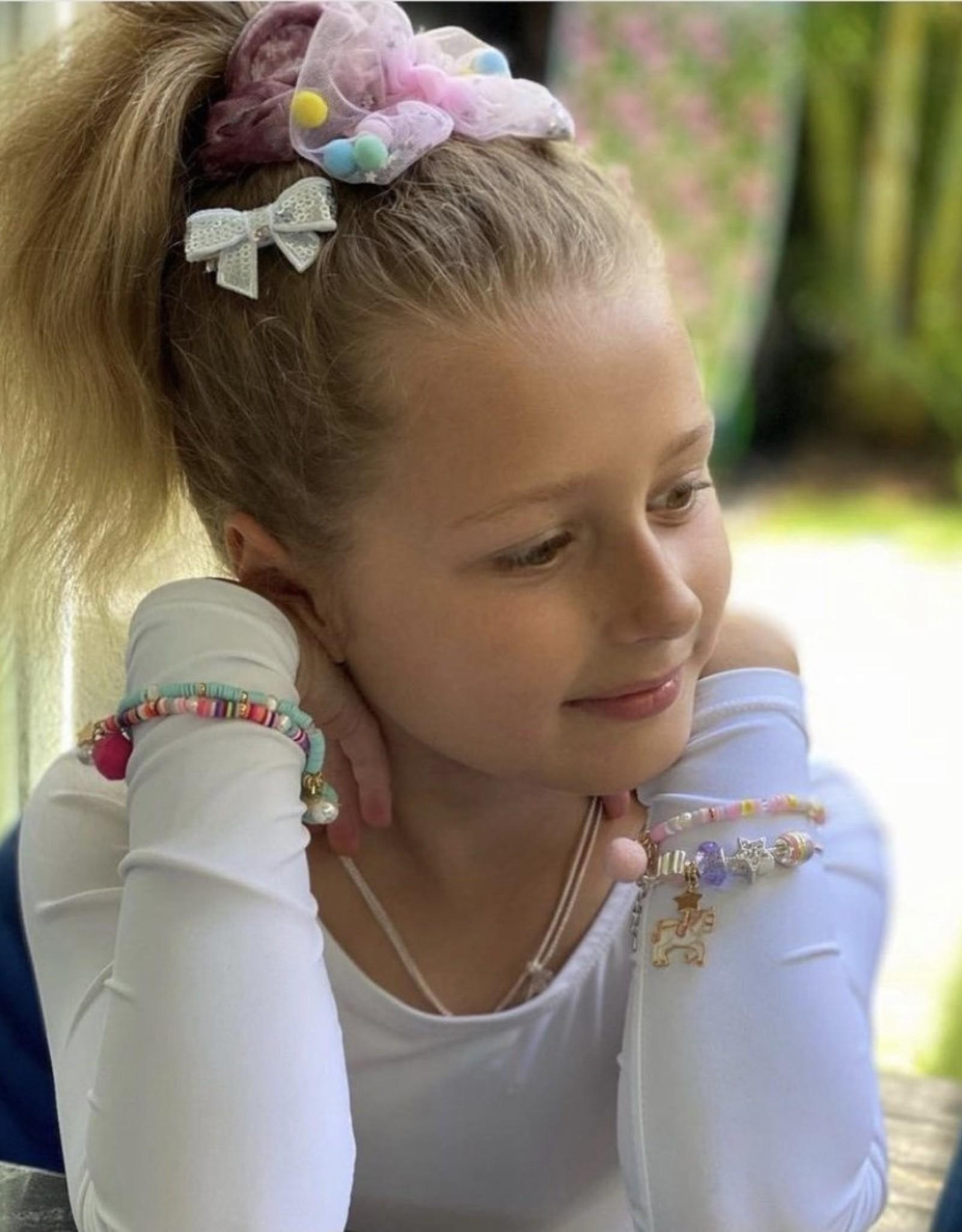 Lauren Hinkley Lauren Hinkley - Pink Confetti Bow