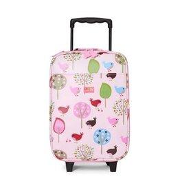 Penny Scallan Wheelie Suitcase - Chirpy Bird