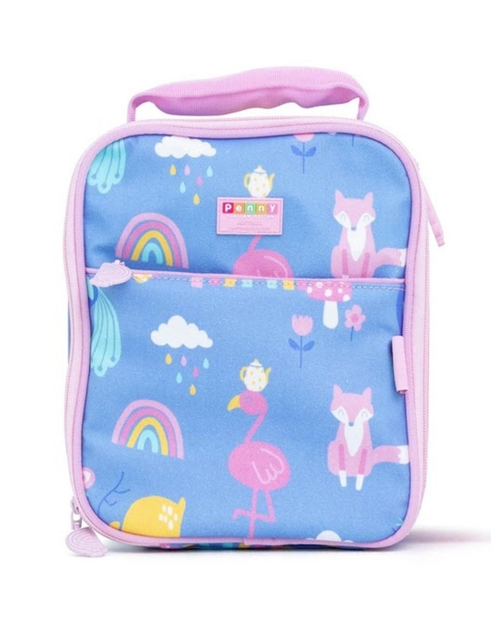 Penny Scallan Penny Scallan - Bento Cooler Bag Rainbow