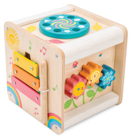 Petilou Petilou - Petit Activity Cube