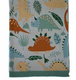 Indus Design Indus - Dinosaur Blanket