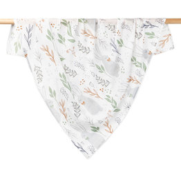 Indus Design Indus - Nature Bunny Baby Swaddle