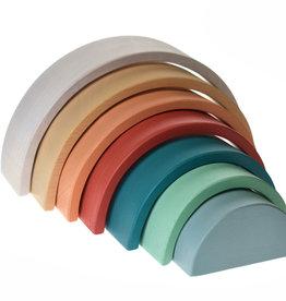 Kaper Kidz Wooden Rainbow - Terracotta