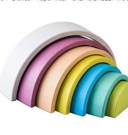 Kaper Kidz Wooden Rainbow - Vintage