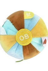 O B Designs O.B Designs - Baby Sensory Ball Autumn Blue