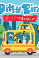 Ditty Bird -Children's Songs Board Book
