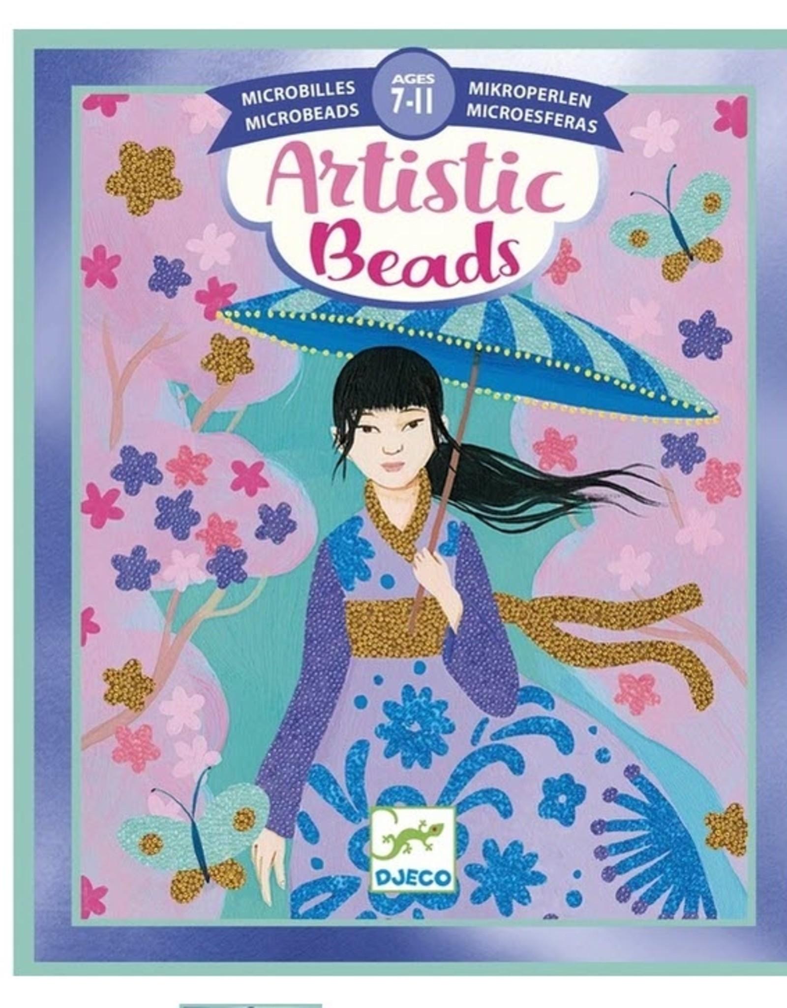 Djeco Djeco - Artistic Beads Around The World