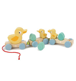 Tender Leaf Toys Tender Leaf - Pull Along Ducks