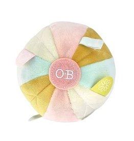 O B Designs O.B Designs - Baby Sensory Ball Pink