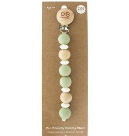 O B Designs O.B Designs - Eco Dummy Clip Sage
